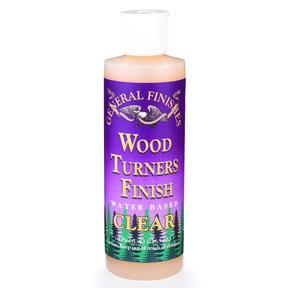 Gloss Wood Turner's Finish Water Based 8 oz