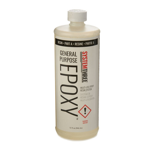 View a Larger Image of General Purpose Epoxy Resin 1quart