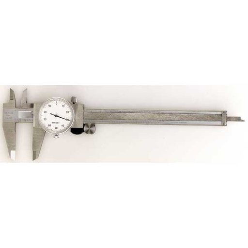 """View a Larger Image of 6"""" Dial Caliper, Model 107"""