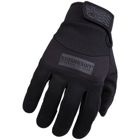 General Utility Mens Gloves, Black, XL