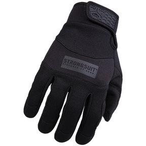 General Utility Mens Gloves, Black, Large