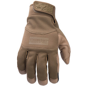 General Utility Mens Gloves, Coyote, Small