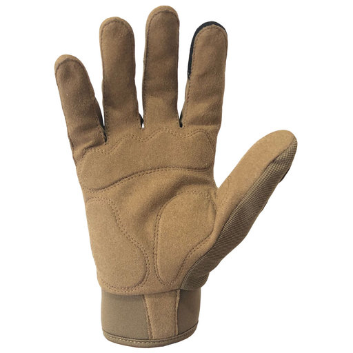 View a Larger Image of General Utility Mens Gloves, Coyote, Small
