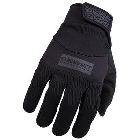 General Utility Plus Mens Gloves, Black, Medium