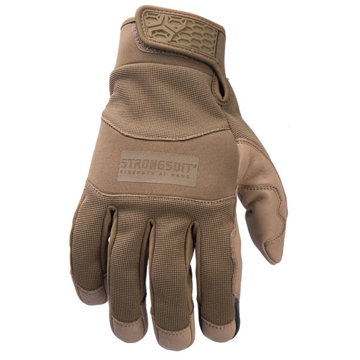View a Larger Image of General Utility Plus Mens Gloves, Plus , Coyote, Large