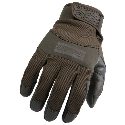 View a Larger Image of General Utility Plus Mens Gloves, Sage, Medium