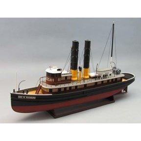 George W. Washburn Tug Boat Kit
