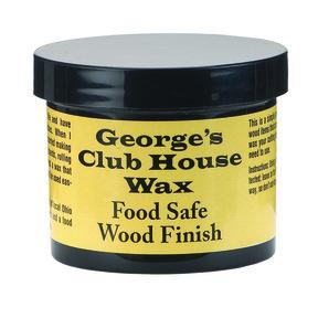 Wax Woodenware George's Club House 4 oz