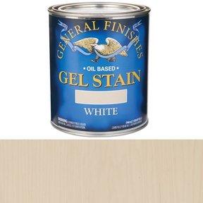White Stain Gel Solvent Based Quart