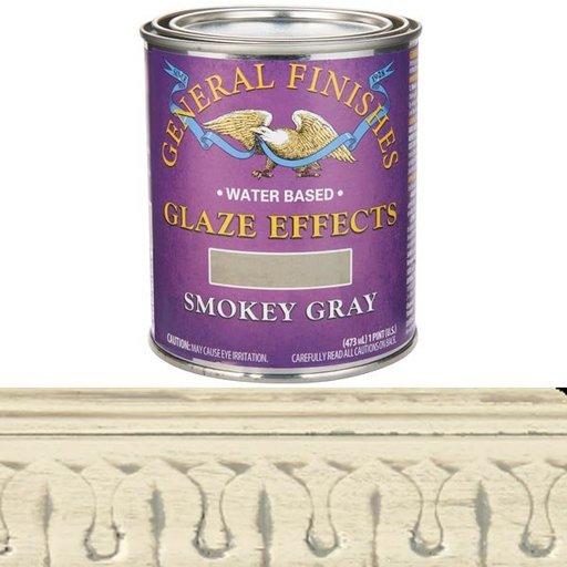 View a Larger Image of Smokey Gray Glaze Water Based  Pint