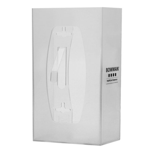 View a Larger Image of Glove Box Dispenser Clear