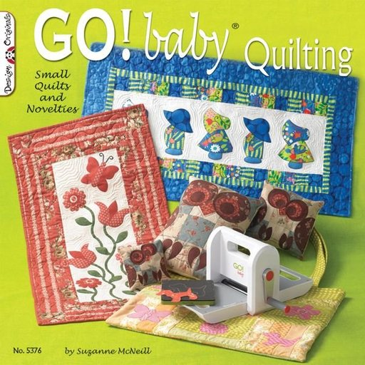 View a Larger Image of GO! Baby Quilting