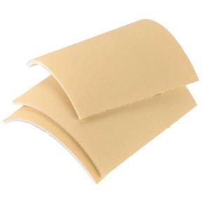 "Goldflex Soft 4 1/2"" X 5"" Foam-Backed Abrasive Pad 600, , 200/roll"