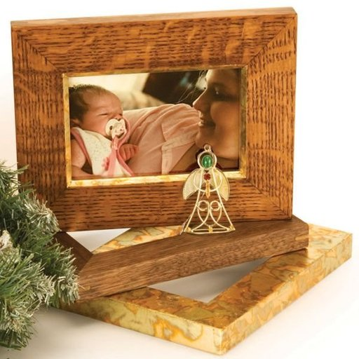 View a Larger Image of Good as Gold Picture Frames - Downloadable Plan