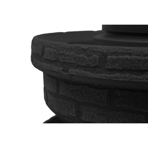 View a Larger Image of Good Ideas English Composting Garden, 3 pack, Black