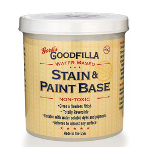 Goodfilla Clear Stain/Paint Base Pt