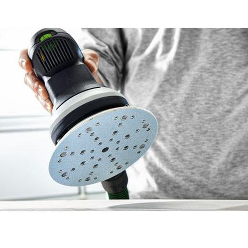 View a Larger Image of Granat D150 Sanding Disc, P120, 100 pieces