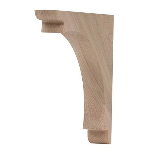 View a Larger Image of Maple Corbel, Cove, Model KB121-M
