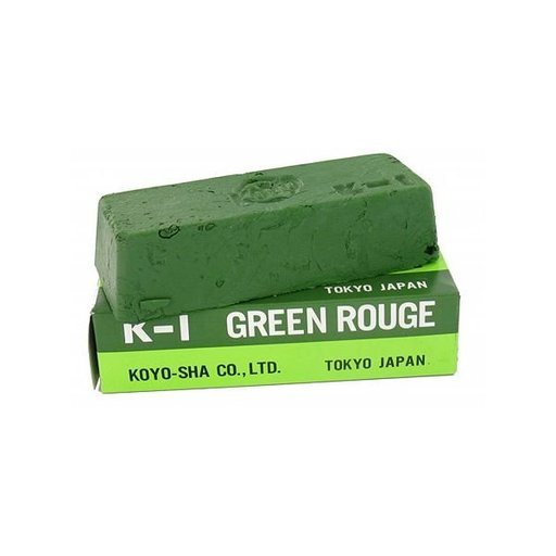 View a Larger Image of Green Rouge Polishing Compound