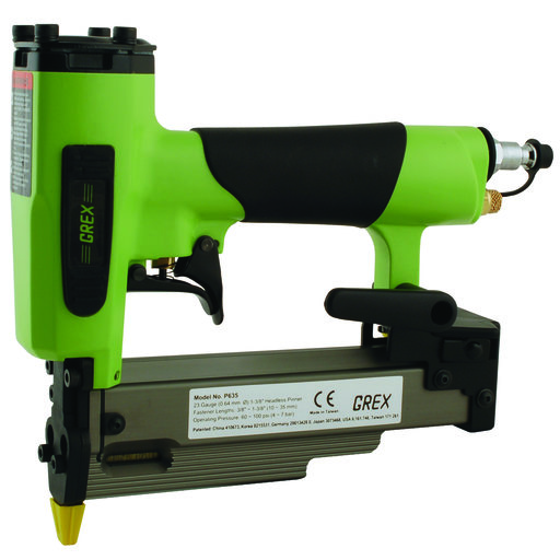 "View a Larger Image of 23 Gauge Model P635 1-3/8"" Headless Pin Nailer"