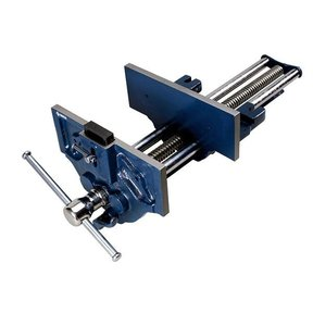 """10-1/2"""" Quick Release Woodworking Vise with Quick Adjustment Trigger"""