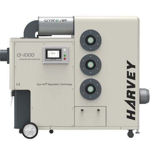 View a Larger Image of GyroAir Dust Processor, G1000