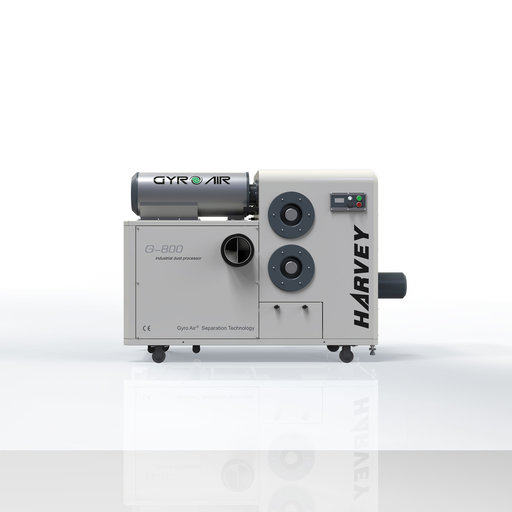 View a Larger Image of GyroAir Dust Processor, G800