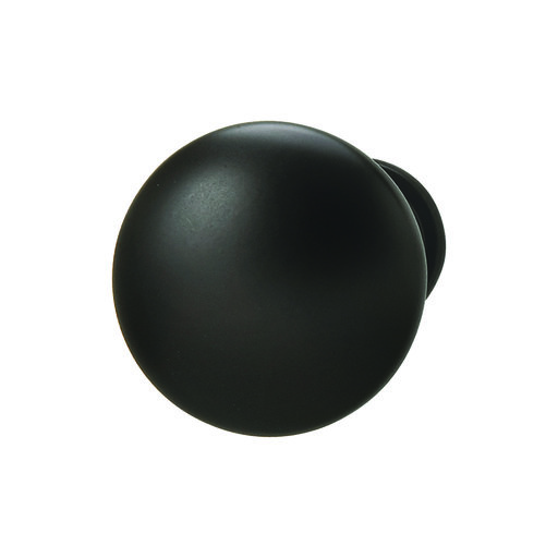View a Larger Image of Chanterelle Dark Oil-rubbed Bronze Knob 30 x 28 mm