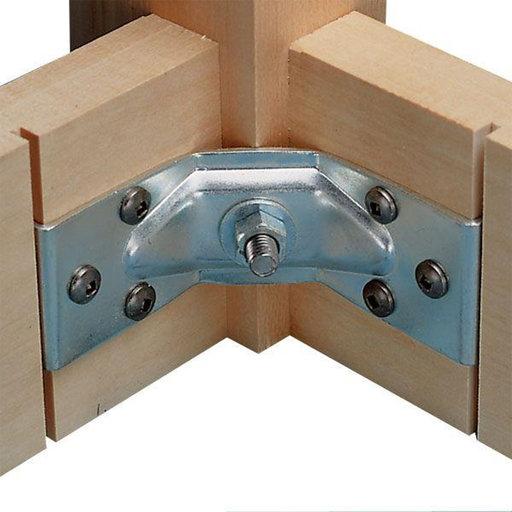 View a Larger Image of Table Leg Corner Brace