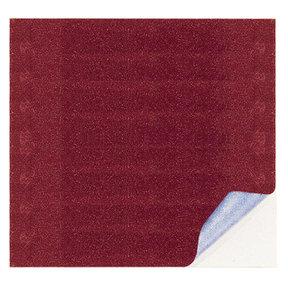 """Felt 35-3/4"""" x 23"""" Self-adhesive Maroon Sheet"""