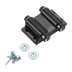 Latch Magnetic Touch Double Black