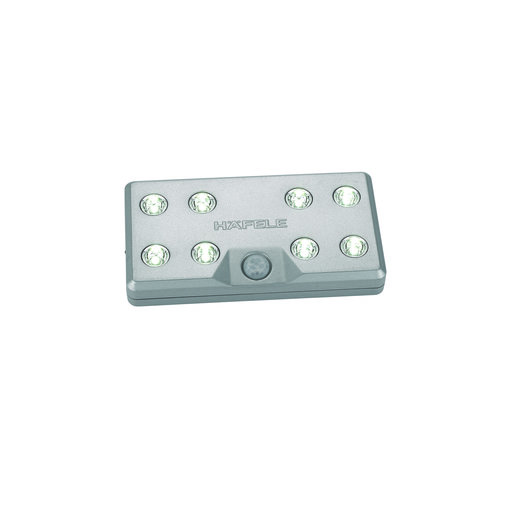 View a Larger Image of Hafele LOOX Rechargeable LED Cabinet Light with Built-in Motion Sensor, Rectangle