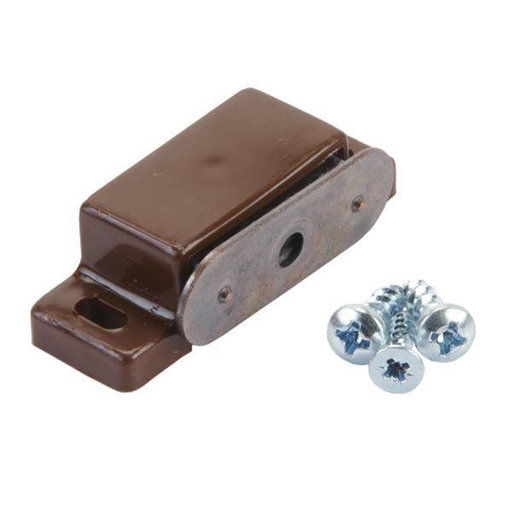 View a Larger Image of Magnetic Catch Brown
