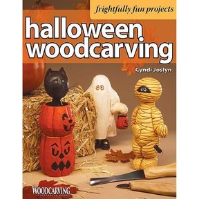 Halloween Woodcarving: Frightfully Fun Projects