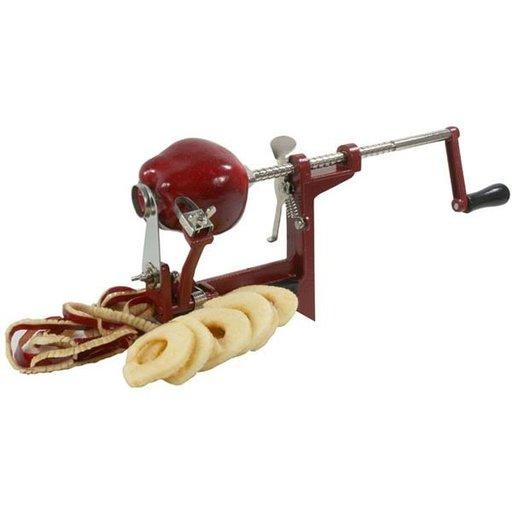 View a Larger Image of Handcrank Apple Peeler