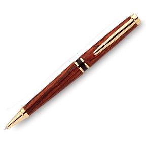 Hart Double Twist Ballpoint Pen Kit - Gold