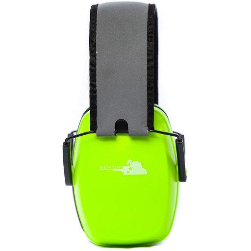 View a Larger Image of Hi Viz Green Ear Muffs w/Reflective Headband