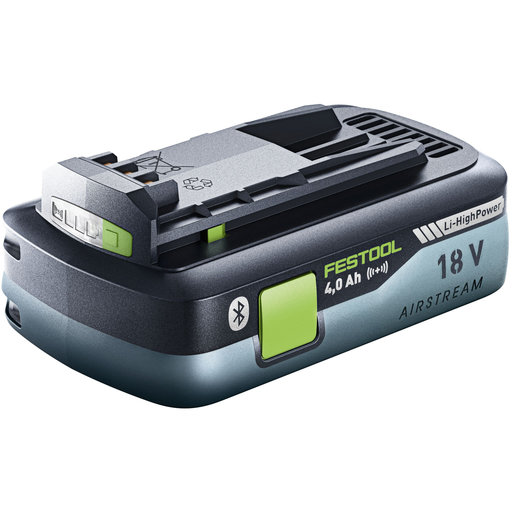 View a Larger Image of High Power 4.0AH Battery Pack with Airstream and Bluetooth