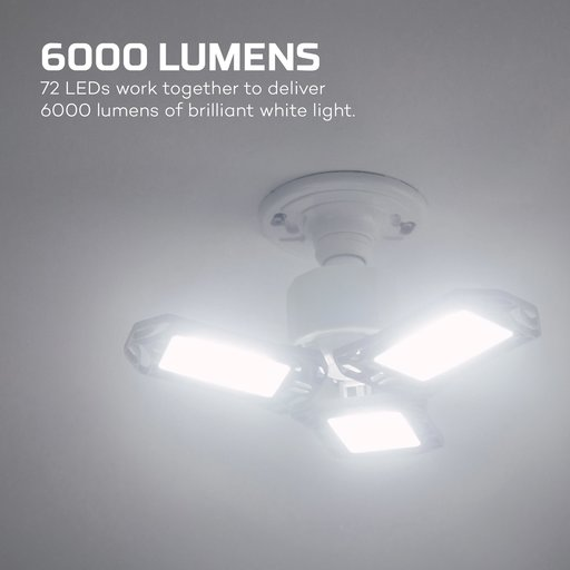 View a Larger Image of High Bright 6000 Lumens LED Light