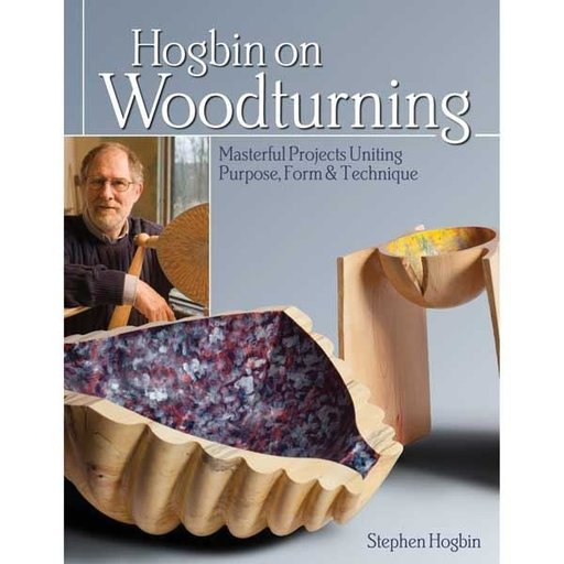 View a Larger Image of Hogbin on Woodturning