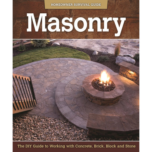 View a Larger Image of Home Owners Survival Guide: Masonry