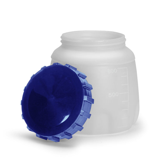 View a Larger Image of HomeRight Finish Max Container & Lid