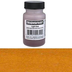 Light Oak Transfast Alcohol/Water Soluble Dye 1 oz