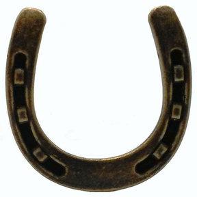 Horseshoe Knob, Brass Oxide