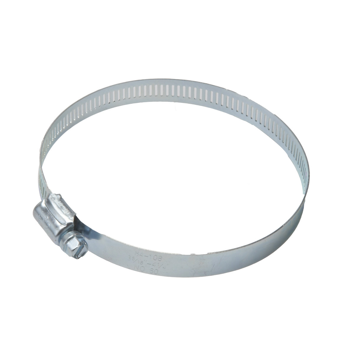 """View a Larger Image of 4"""" Hose Clamp - Standard"""