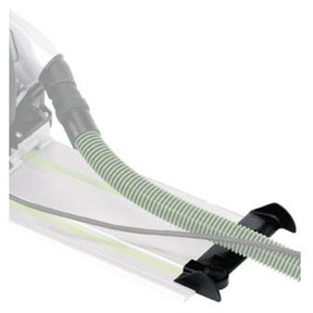 Hose And Cord Deflector For Guide Rails