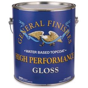Gloss High Performance Varnish Water Based Gallon