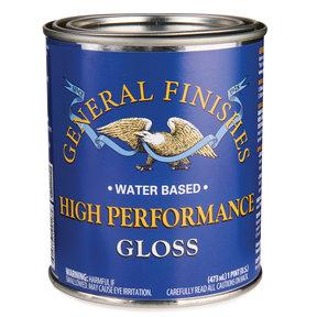 Gloss High Performance Varnish Water Based Pint