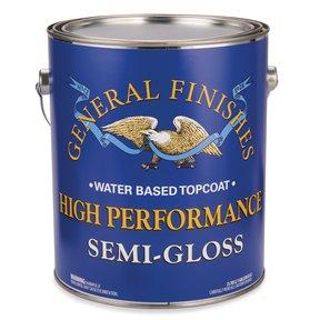 Semi-Gloss High Performance Varnish Water Based Gallon
