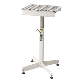 "Portable Conveyor HRT-10, 15"" W x 18"" L, 5 Rollers"